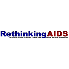 Rethinking AIDS Logo